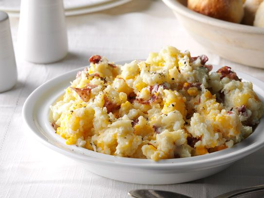 cheese mashed potatoes