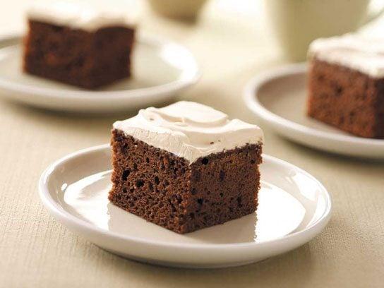 frosty mocha cake