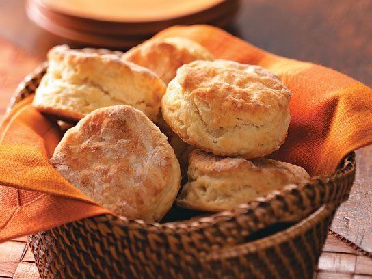 rolled buttermilk biscuits
