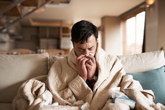 how to heal cold and flu