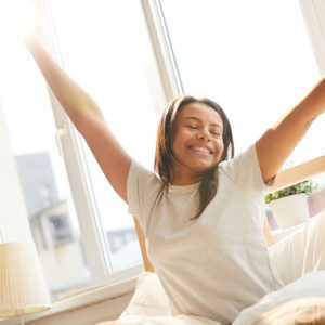 8 Steps to Center Yourself and Achieve Good Sleep
