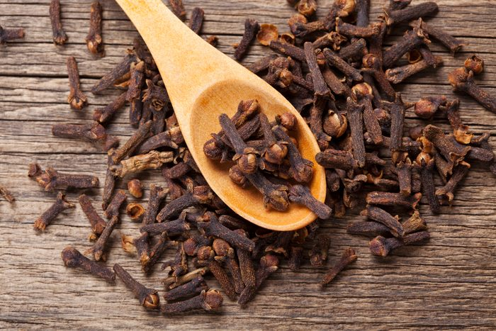 cloves from above