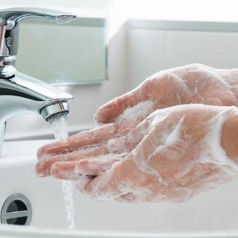 You Don't Necessarily Need to Use Antibacterial Soap or Hand Sanitizer to Stay Germ-Free—Here's Why