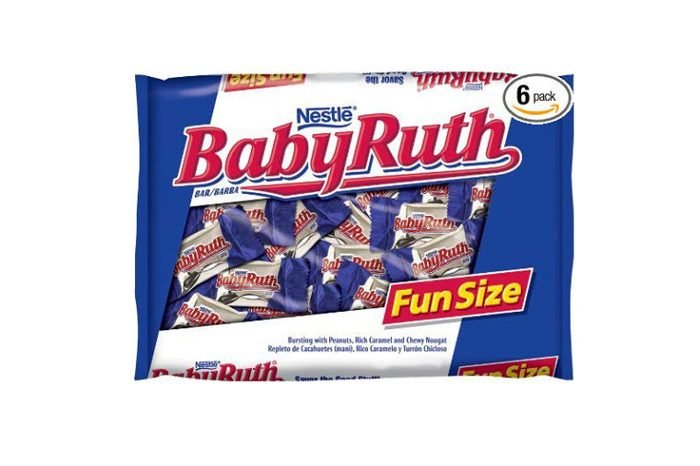 baby ruth candy