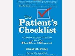 Patients Checklist Book