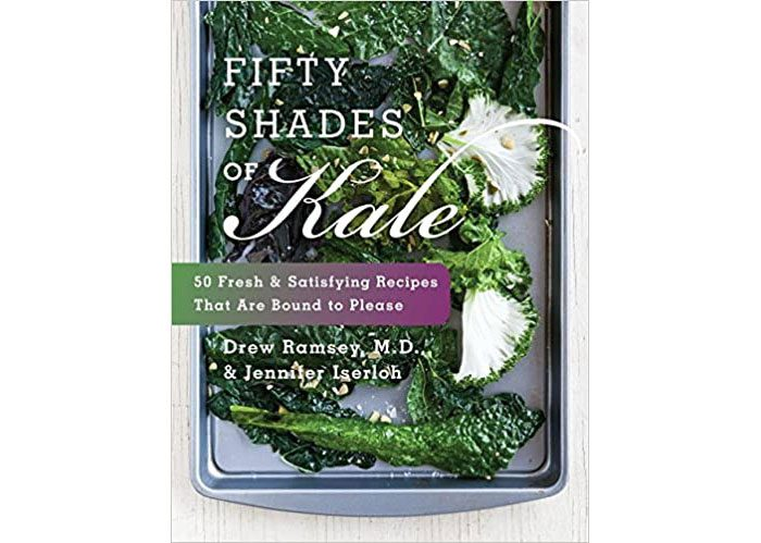 fifty shades of kale book