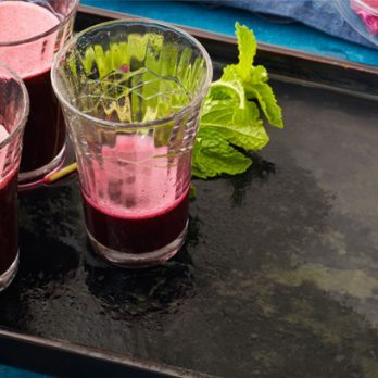 From The Juice Generation: 7 Fresh Recipes and Vegan Smoothies