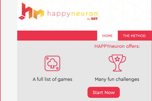 happy neuron the right word