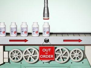 drug shortages assembly line