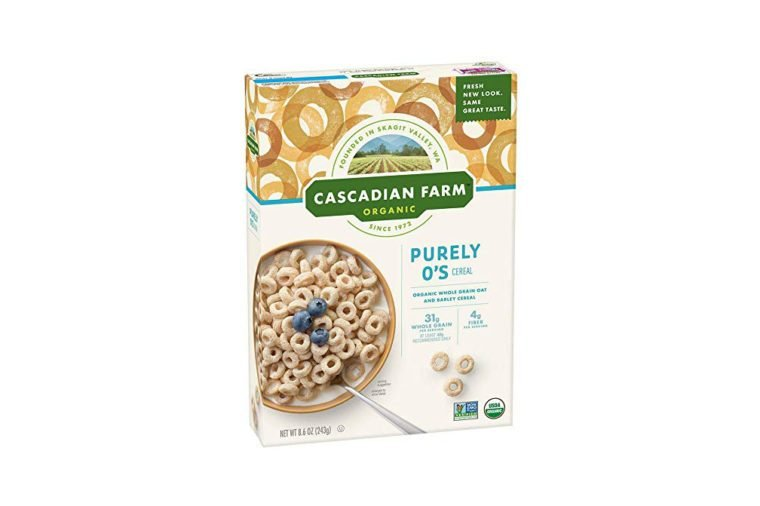 Cascadian cereal