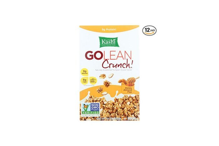 go lean cereal