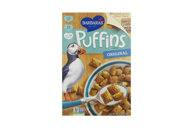 puffins cereal