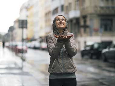 5 Scientific Reasons to Feel Optimistic on a Rainy Day