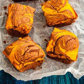 pumpkin puree brownies