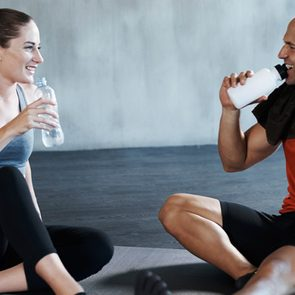 beat germs and stay healthy at gym