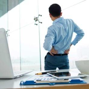 back pain hips uneven