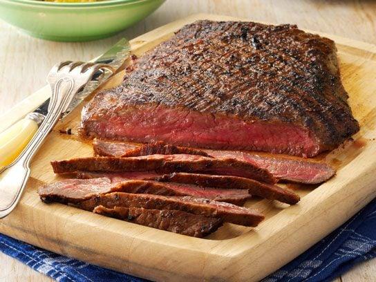 easy-marinated-flank-steak