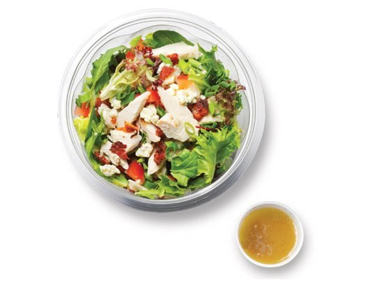 stop and drop cobb salad
