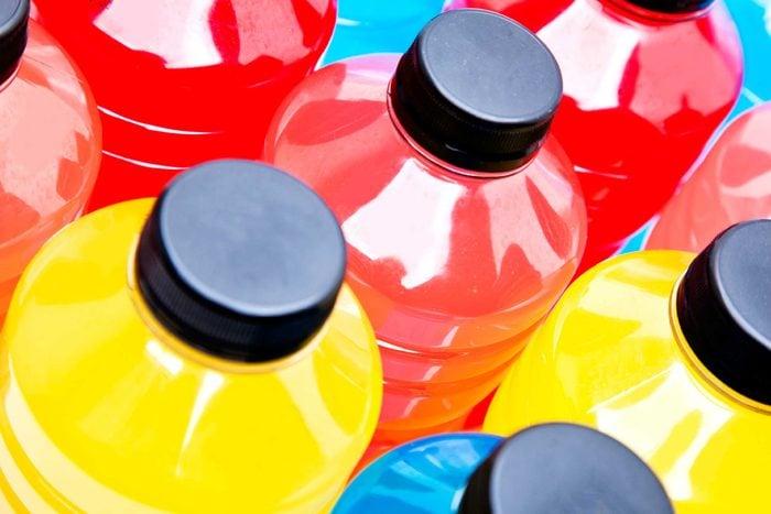 gatorade-type sports drinks
