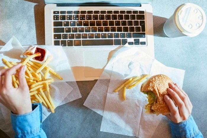 biggest loser secret fast food habit