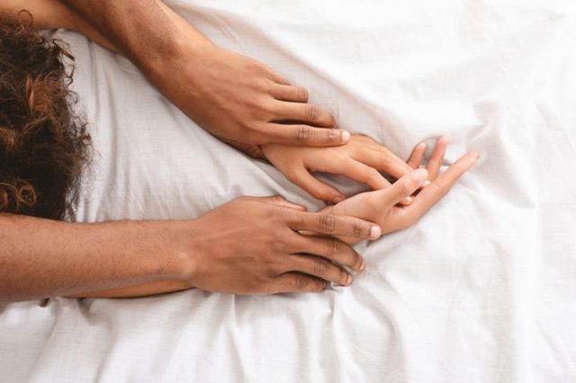 intimacy for period pain