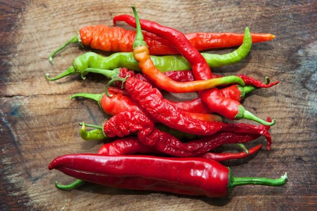 weight loss secrets thailand hot peppers
