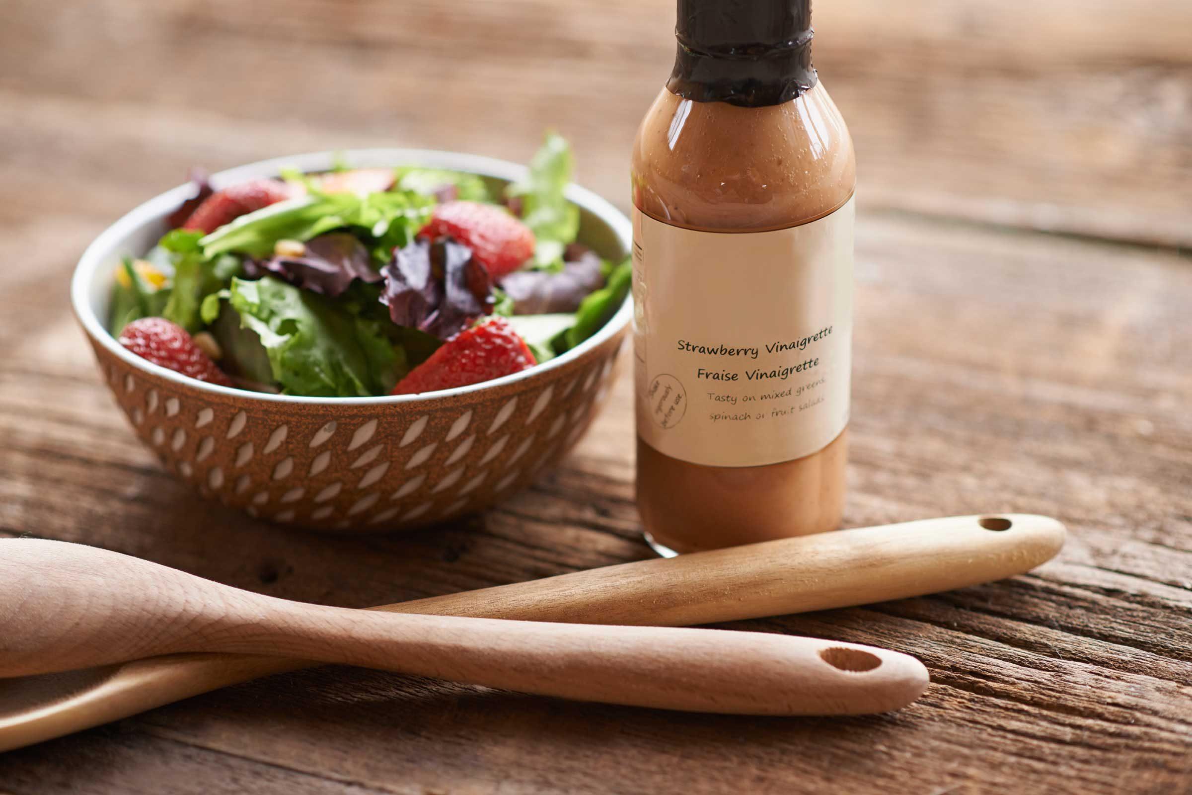 bad foods salad dressing