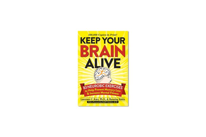 Keep Your Brain Alive book cover