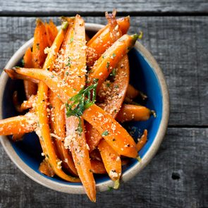 foods prevent cancer carrots