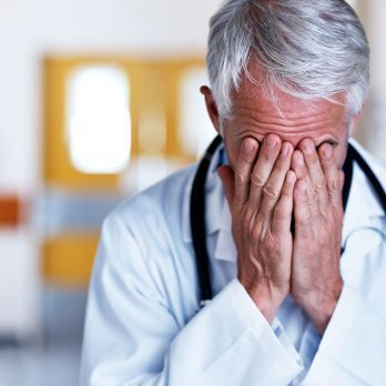 'Words Are Worthless': What One Doctor's Thinking When She Has to Deliver Bad News
