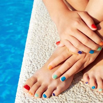 10 Brilliant Tricks to Get Healthy, Pretty Feet for the Summer