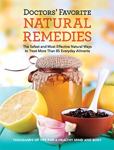 Cover photo of Natural Remedies book.