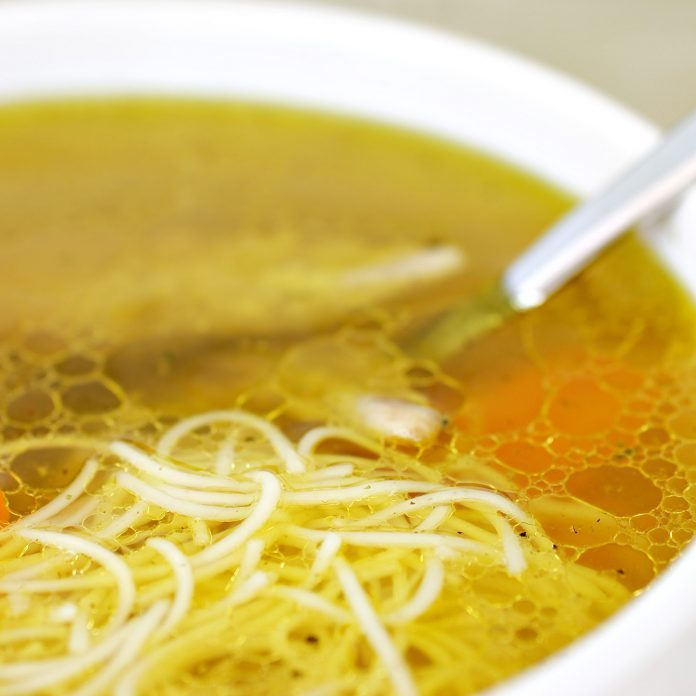 Chicken Soup: The Home Remedy for Colds That Doctors Love