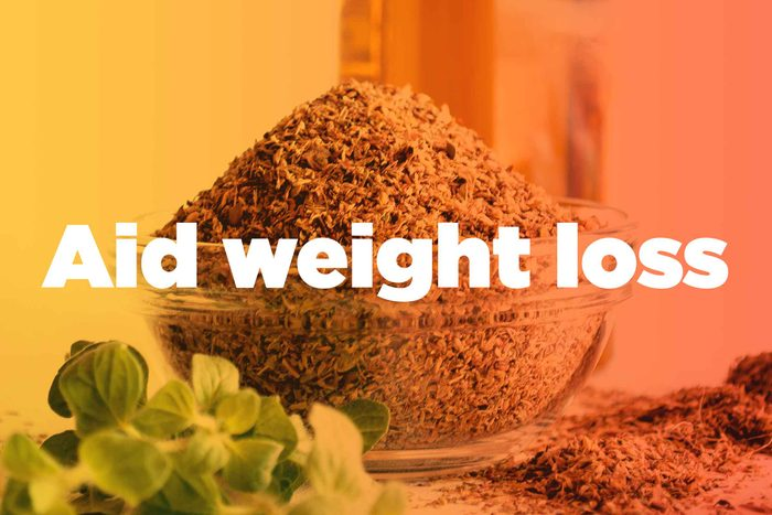 """graphic saying """"Aid weight loss"""""""