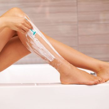 7 Ways You're Probably Shaving Your Legs All Wrong