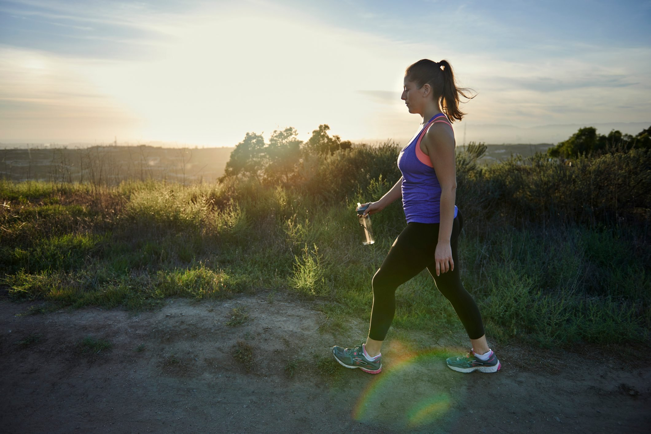 Walk It Out: A Guide to Walking for Health and Happiness
