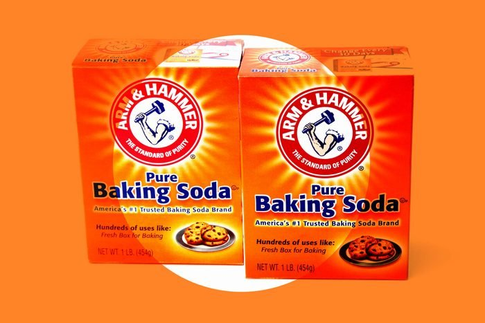 Baking soda boxes
