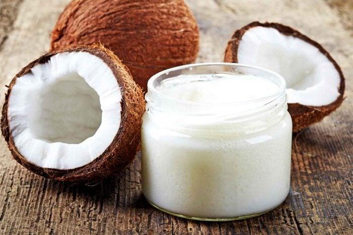 Coconut and sugar