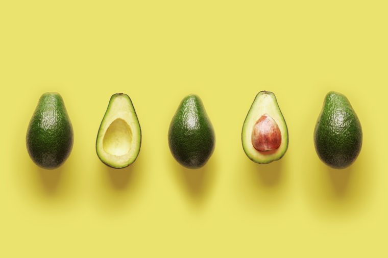 avocados magnesium foods to eat on your period