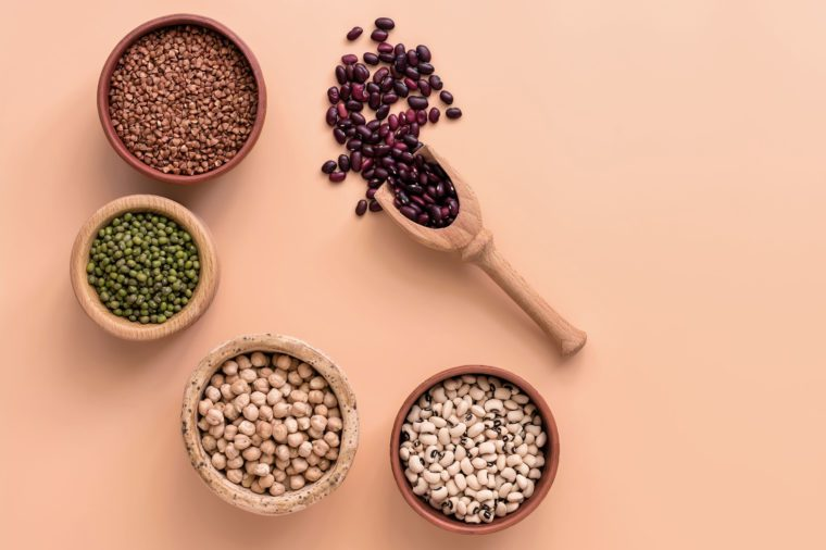 beans iron foods to eat on your period