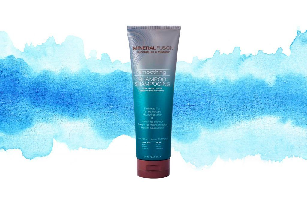 Mineral Fusion Smoothing Shampoo and Conditioner