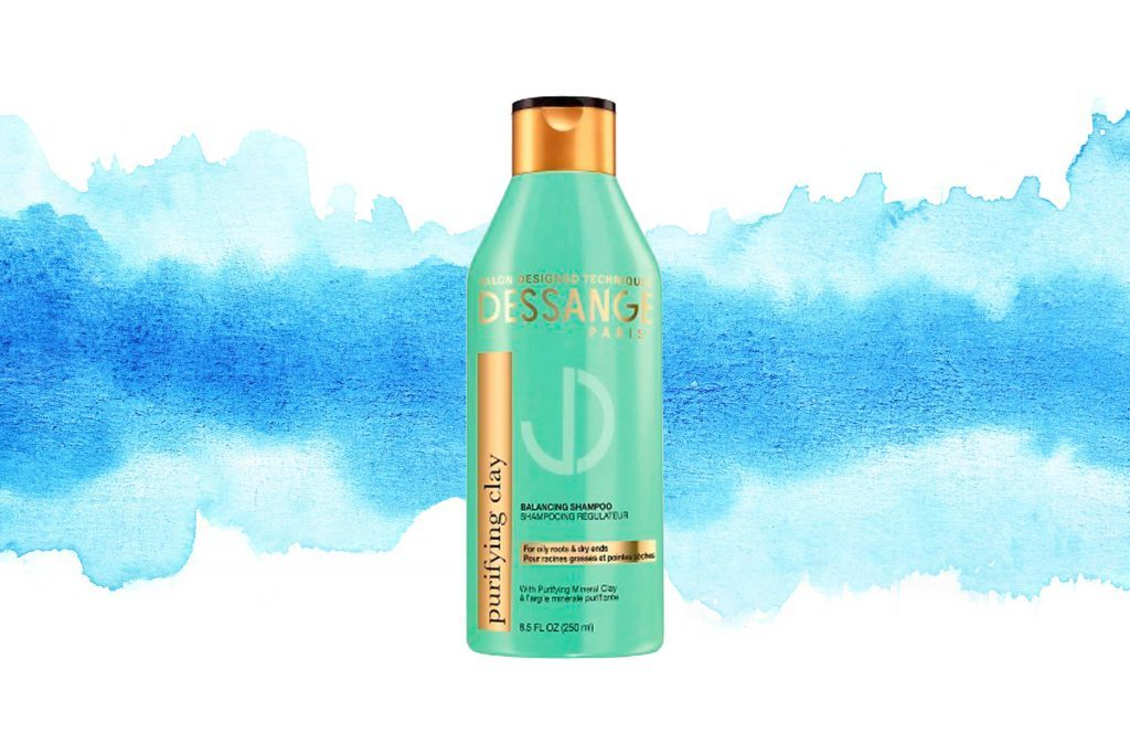 DESSANGE Professional Hair Luxury Purifying Clay Balancing Shampoo