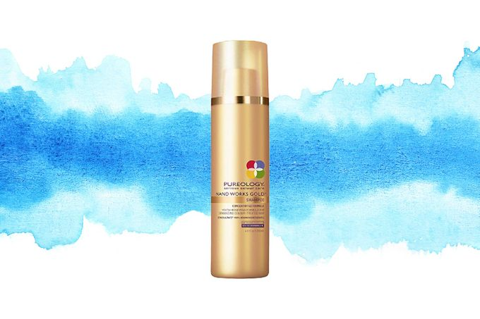 Pureology Nano Works Gold Shampoo and Conditioner