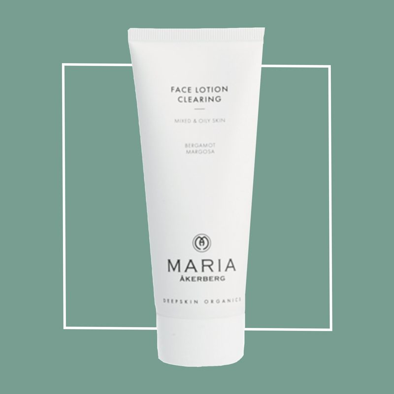 maria akerberg face lotion