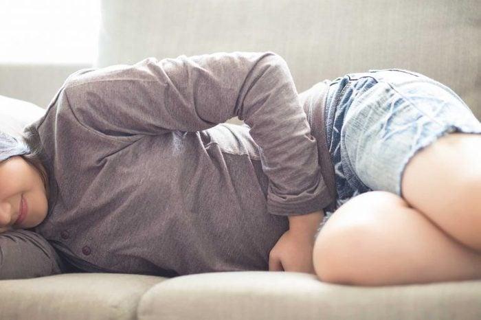 Cramps nausea