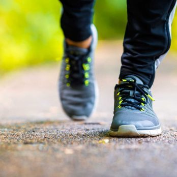 Walking This Number of Minutes Will Boost Your Mood