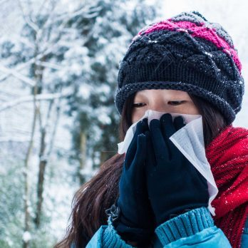 So, Why Does Your Nose Always Run When It's Cold?
