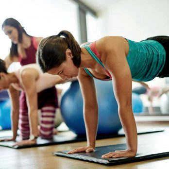 8 Mistakes You're Making in Group Fitness Classes