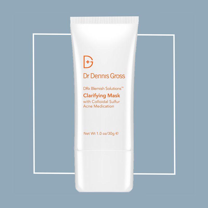 dr. dennis gross clarifying face mask