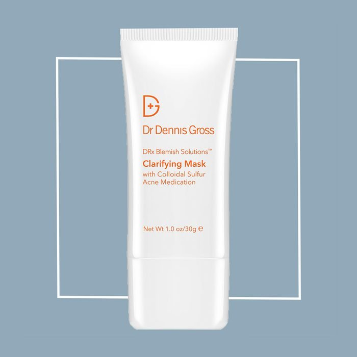 dr. dennis gross clarifying face mask